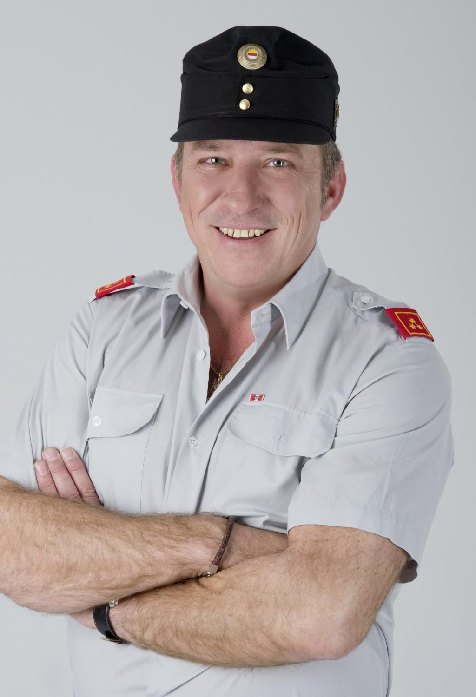 Mag. Ulrich Nemec - Kommandant FF Krumpendorf